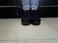 НОВИНКА! Стильные женские туфли SOPRA из натуральной замши на танкетке