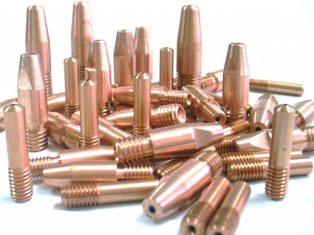 Кінцевик М6*25*0,8 мм