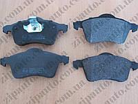 Тормозные колодки передние Volkswagen T4 (R15 ATE) TOMEX 1391