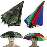 Мини - зонтик в виде шляпы