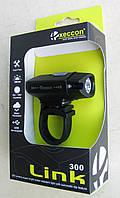 Велосипедный фонарь Xeccon Link300 с USB