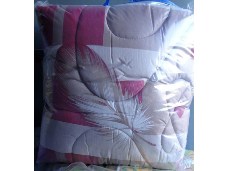 Красивое одеяло овчина полуторное