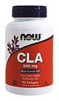 Коньюгированная линолевая кислота КЛК / CLA, 800 мг 90 капсул