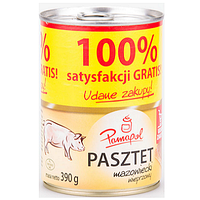 Паштет Pamapol со свинины, 390 гр