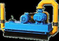 Компрессор шестеренчатый (воздуходувка) 3АФ49К52Ц