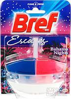 Средство для туалета Bref дуо актив Экзотика Багамские Ночи лимитированная Серия !!!, 50 мл