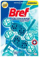 Средство для туалета Bref Сила аквамариновой воды - Океан НОВИНКА !!!, 50 г