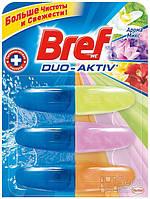 Средство для туалета Bref Сила Цветной воды Микс НОВИНКА !!!, 50 г
