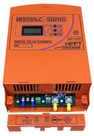 MPPT Контроллер заряда солнечной батареи Импульс 60А-24В-AUX 5020S, фото 6