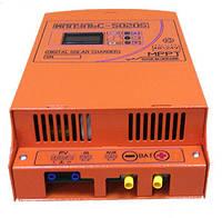 MPPT Контроллер заряда солнечной батареи Импульс 60А-24В-AUX 5020S, фото 3