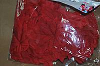 Тканевый декор Кленовый лист 10 см