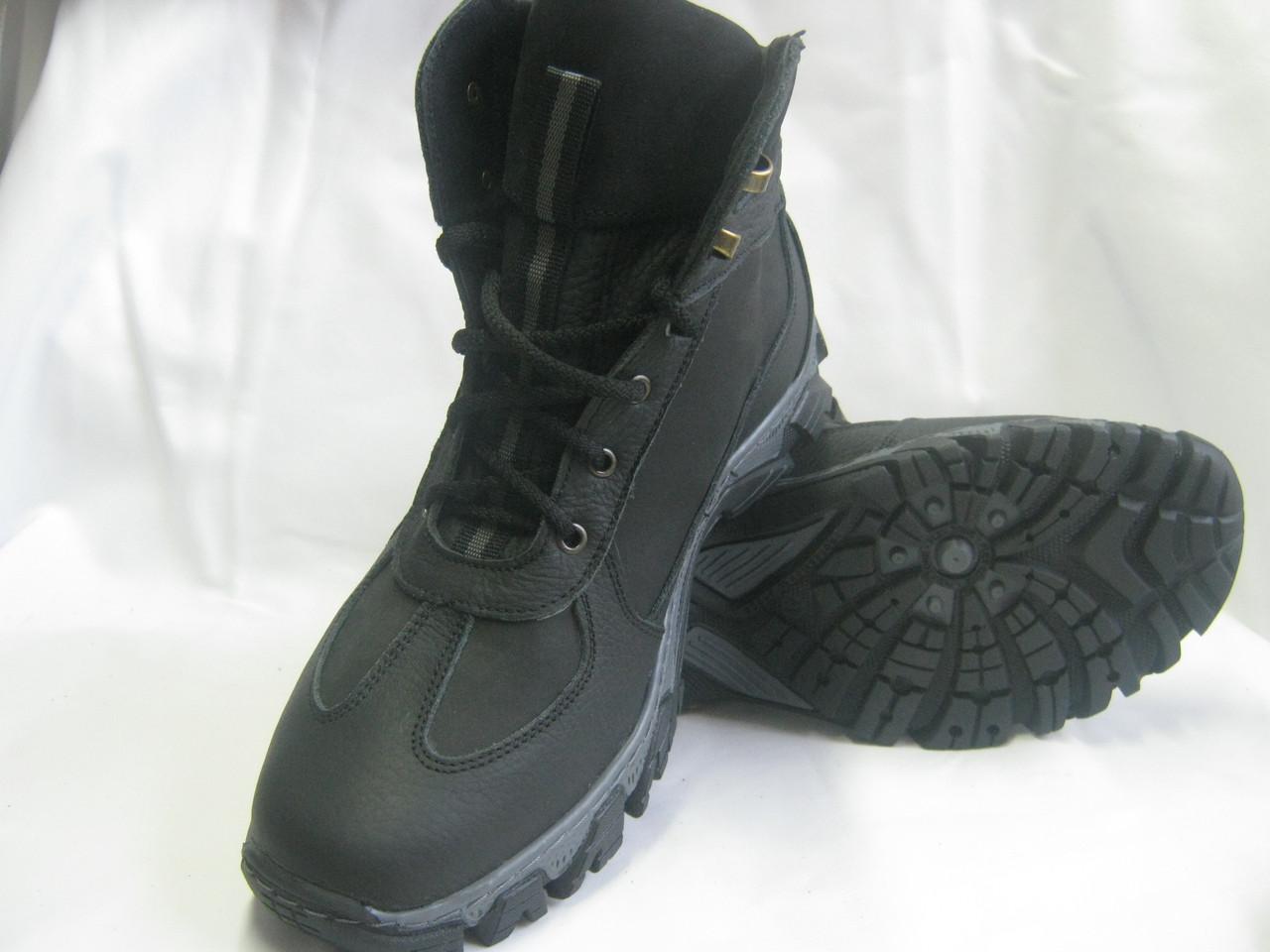 d3503a91acbb Мужские зимние ботинки из натуральной кожи: продажа, цена в Харькове ...