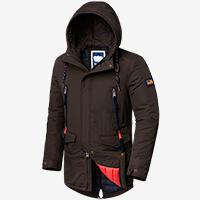 Куртки Braggart Arctic