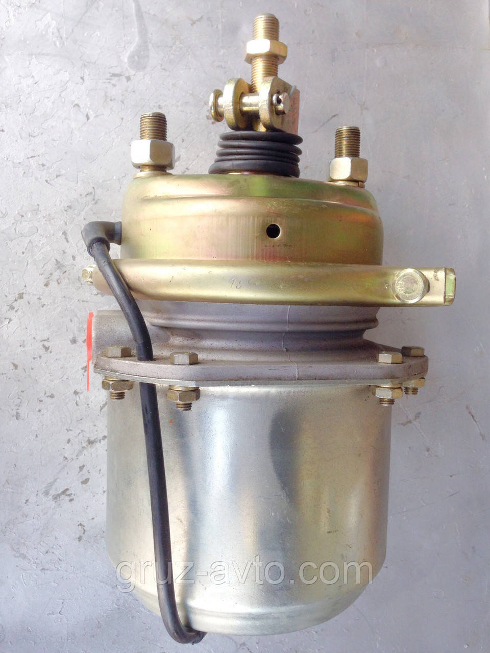 пневмосистема маз5336 схема