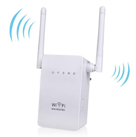 Wi Fi мини роутер 802.11 b/g/n, ретранслятор