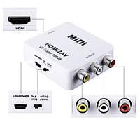 Конвертер HDMI AV на дозвіл 1080p