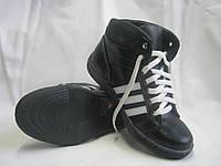 Демисезонные ботинки шнурок