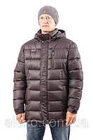 Зимняя мужская куртка- пуховик