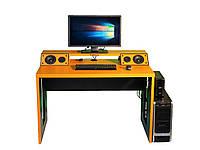 Компьютерный стол VidLine СТА2 Orange