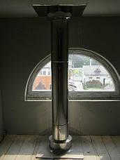 Окончание дымохода 0,5 мм AISI 304, фото 3