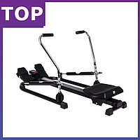 Гребной тренажер Hop-Sport HS-050R Glide  для дома и спортзала