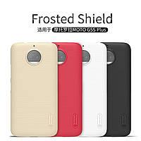 Чехол Nillkin для Motorola Moto G5S Plus (4 цвета) (+пленка)
