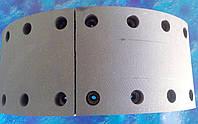 Колодка тормозная КАМАЗ, 53212-3501090, фото 1