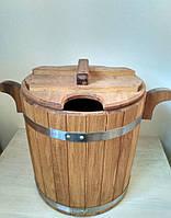 Запарник для бани на два  веника