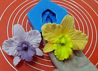 Молд цветок орхидеи.