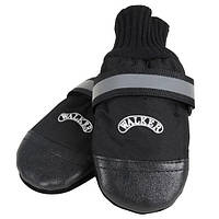 """Защитные ботинки для собак №2 S """"Walker Professional"""" Trixie 19471"""