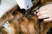 Изготовление прядей волос на заколках