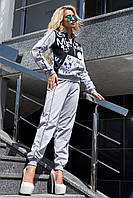 Женскийспортивный костюм Mickey цвет Серый