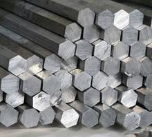 Шестигранники сталеві