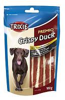 Лакомство для собак PREMIO Crispy Duck утка 100 гр Trixie 31705