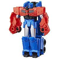 Трансформеры Роботы под прикрытием Уан-стэп Оптимус Прайм. Оригинал Hasbro C0648