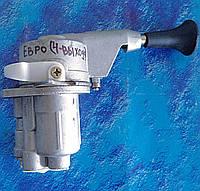 Кран тормозной с ручным управлением  (ручник) ЕВРО-КАМАЗ (4 выхода), 6029-3537310, фото 1