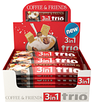 Кофе в стиках 3 in 1 Trio Coffe & Friends (в упак 20шт.* 18г)
