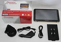 GPS навигатор Pioneer 705HD
