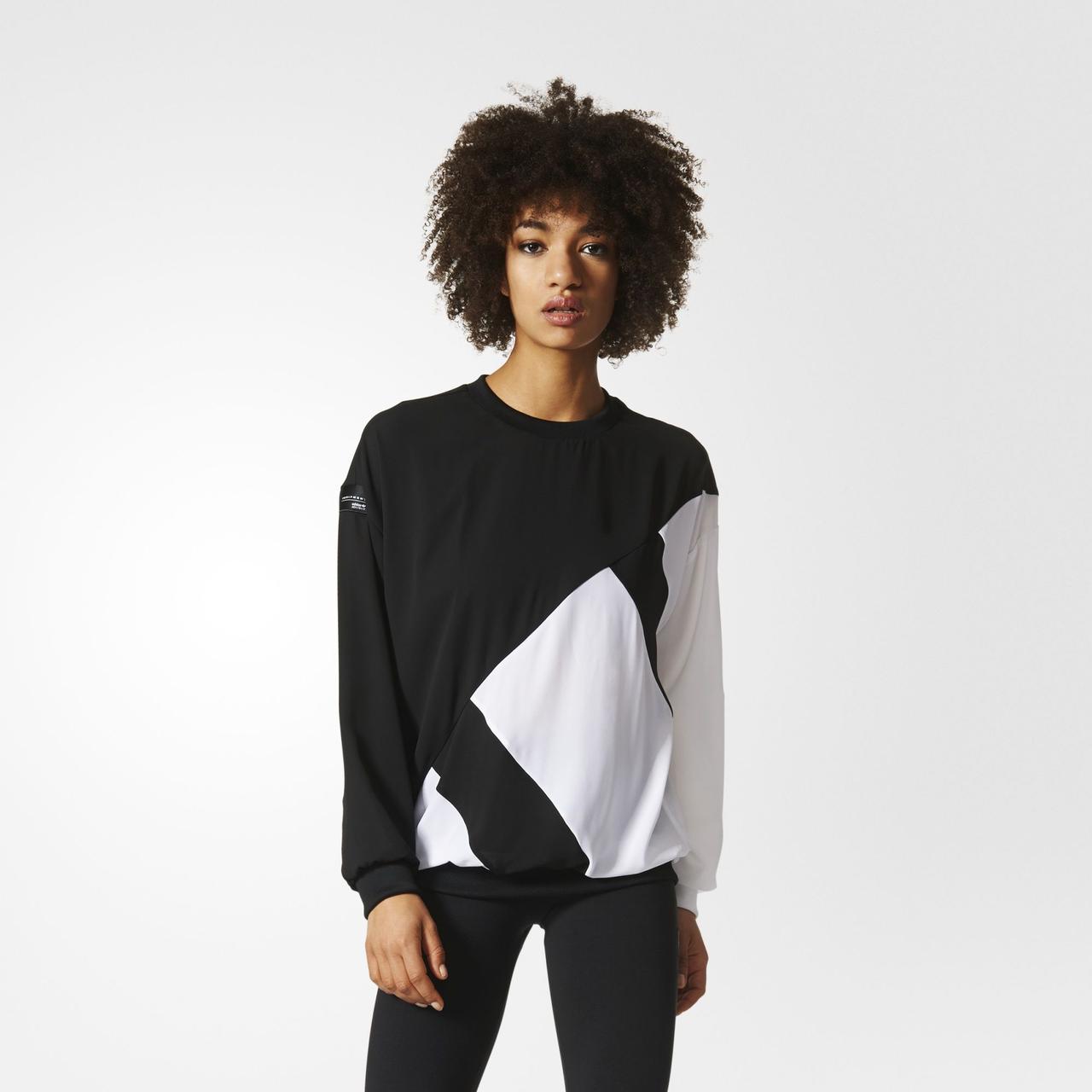 Женский джемпер Adidas Originals EQT (Артикул: BP5102)