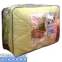 Двуспальное евро одеяло из бамбукового волокна 200 х 220 см