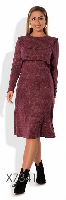 Платья (осень-зима) - большие размеры