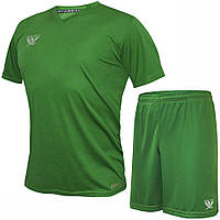 Комплект футбольной формы SWIFT VITTORIA COOLTECH Зеленая (Размер XL/50)