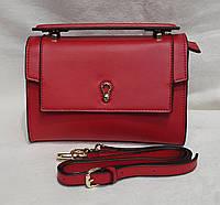 Маленькая стильная сумочка.Кожаная маленькая сумочка.