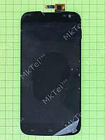 Дисплей Gigabyte GSmart Saga S3 с сенсором Оригинал Китай Черный