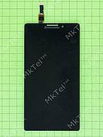 Дисплей Lenovo Vibe Z K910 с сенсором Оригинал Китай Черный