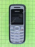 Корпус Nokia 1200 Оригинал Китай Серебристый