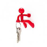 Ключница магнитная Key Pete Peleg Design (красный)