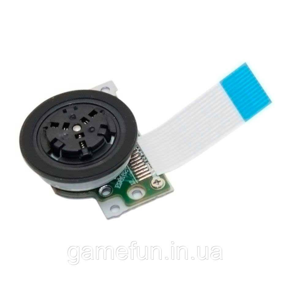 PS2 Мотор с шлейфом (SCPH-7700X) (Оригинал)