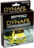 Шнур SPRO Dynafil Power Braid 300m yellow  6.8kg