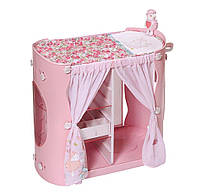 Шкаф и Пеленальный стол центр 2 в 1 Baby Born Annabell Zapf Creation 794111